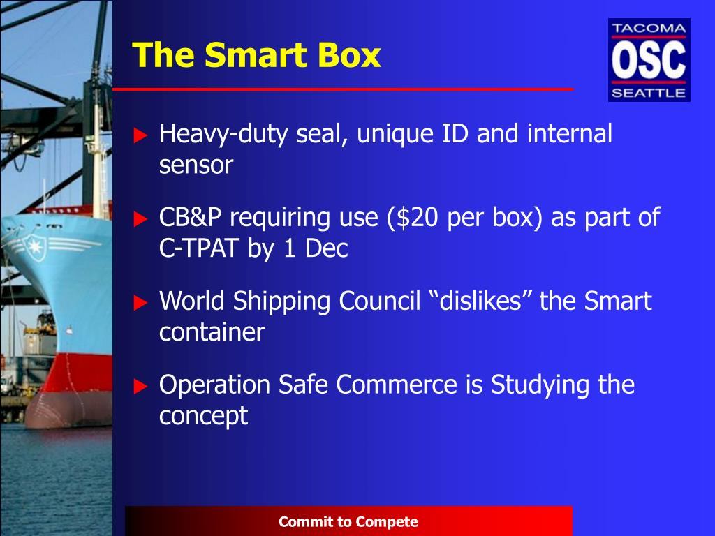 The Smart Box