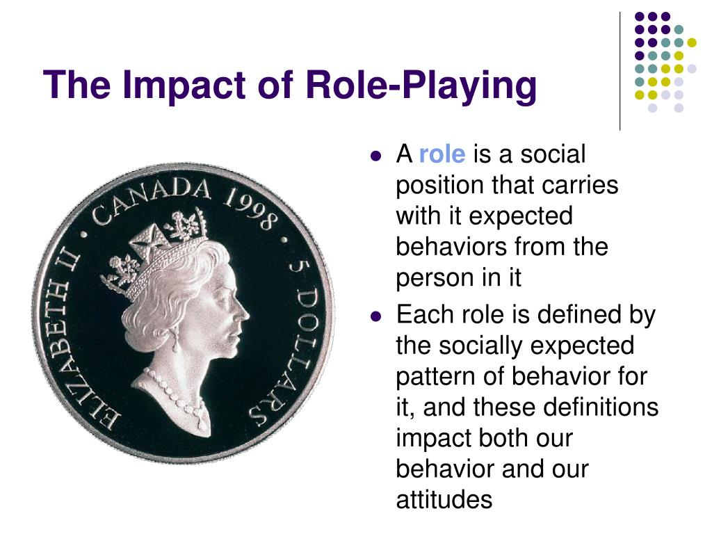 The Impact of Role-Playing