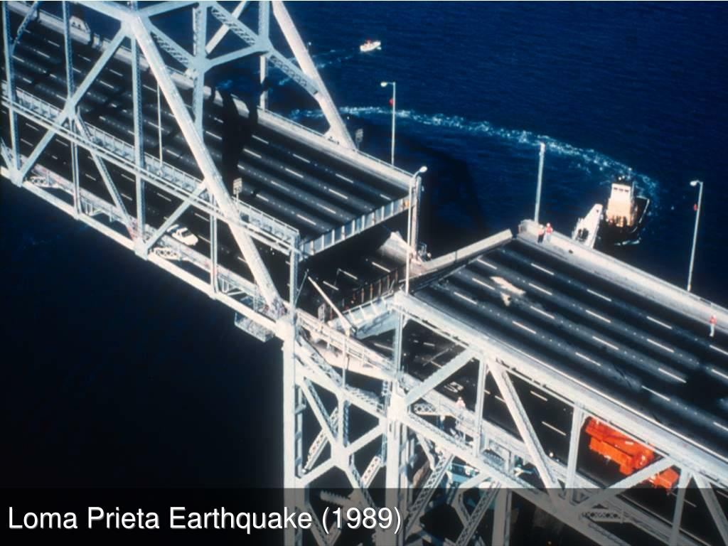 Loma Prieta Earthquake (1989)