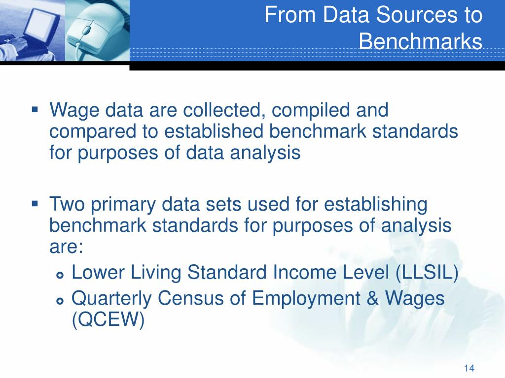 From Data Sources to Benchmarks