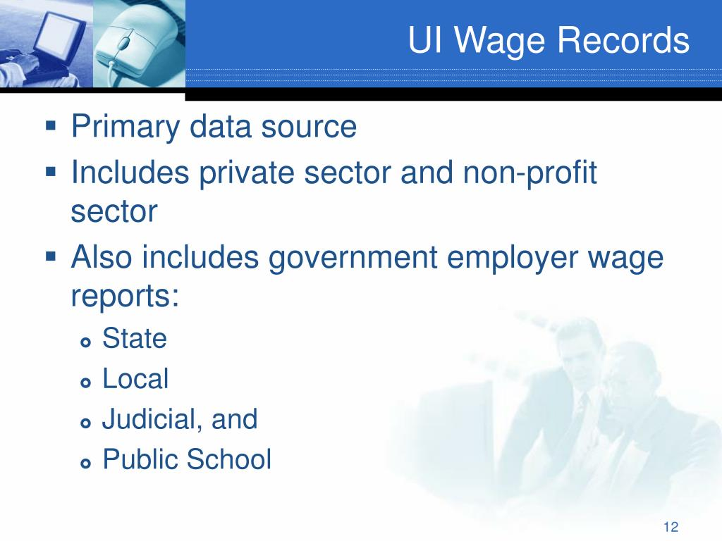 UI Wage Records
