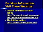 for more information visit these websites31