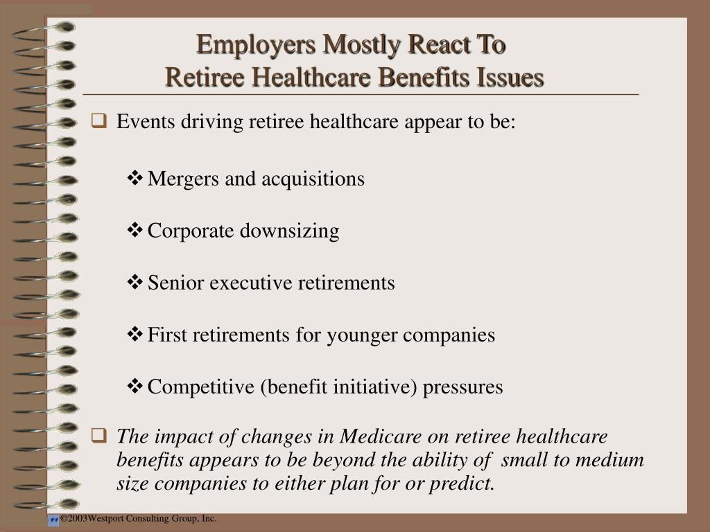 Employers Mostly React To
