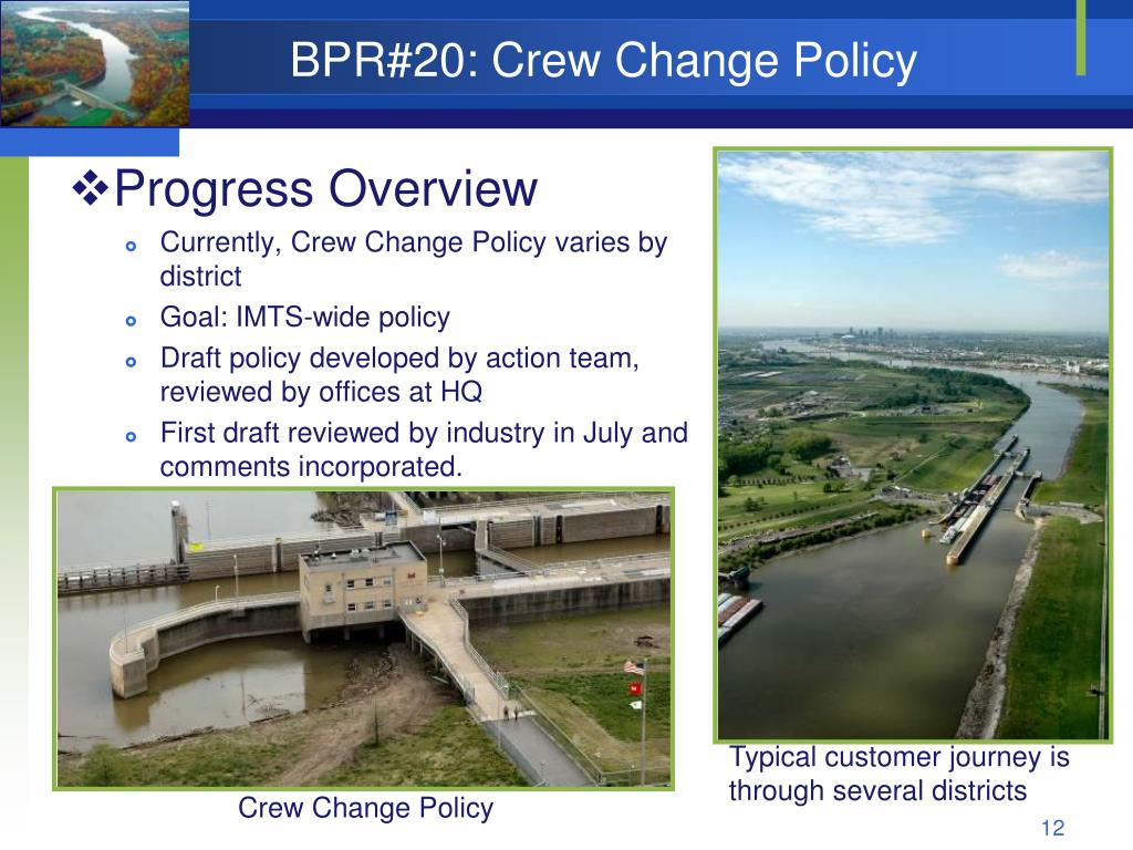 BPR#20: Crew Change Policy
