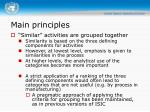 main principles8
