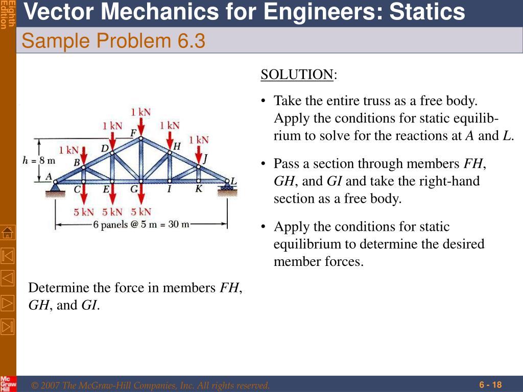 Sample Problem 6.3