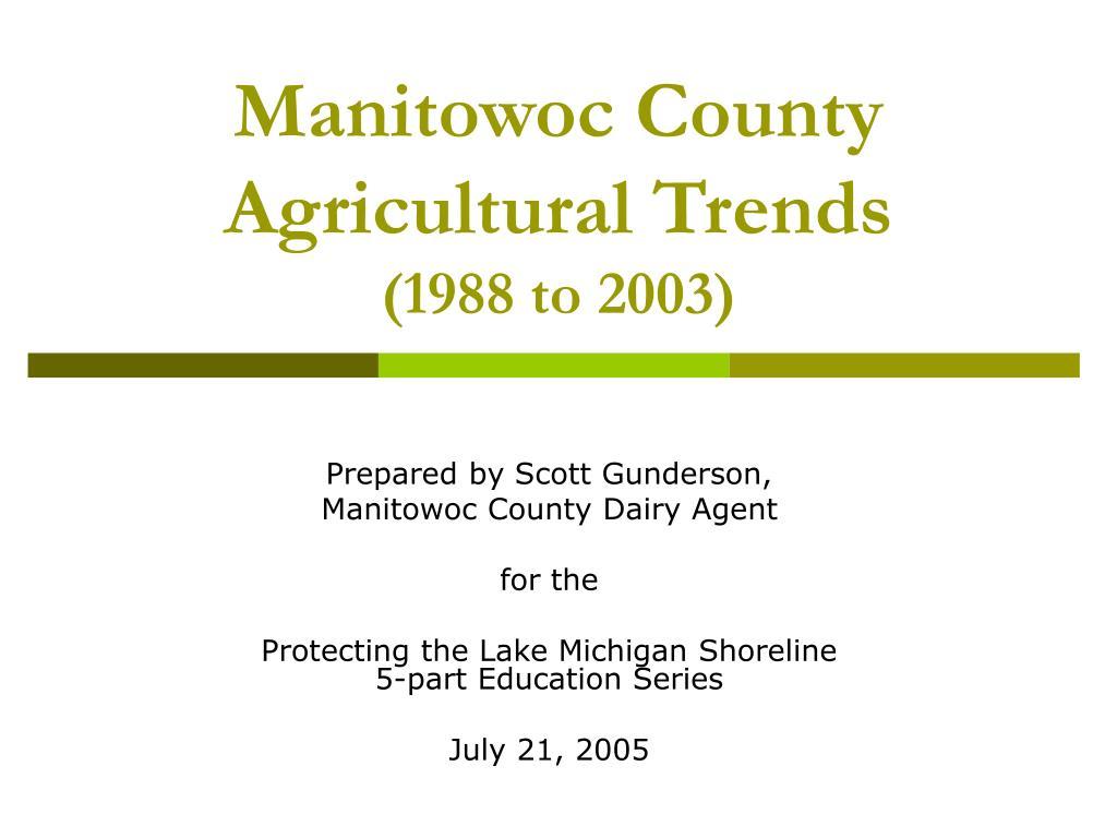Manitowoc County