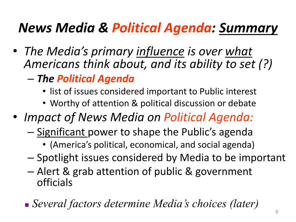 News Media &