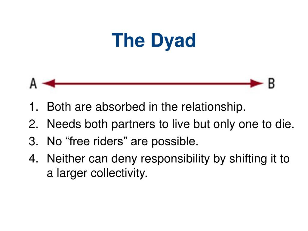 The Dyad