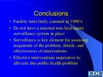 conclusions70