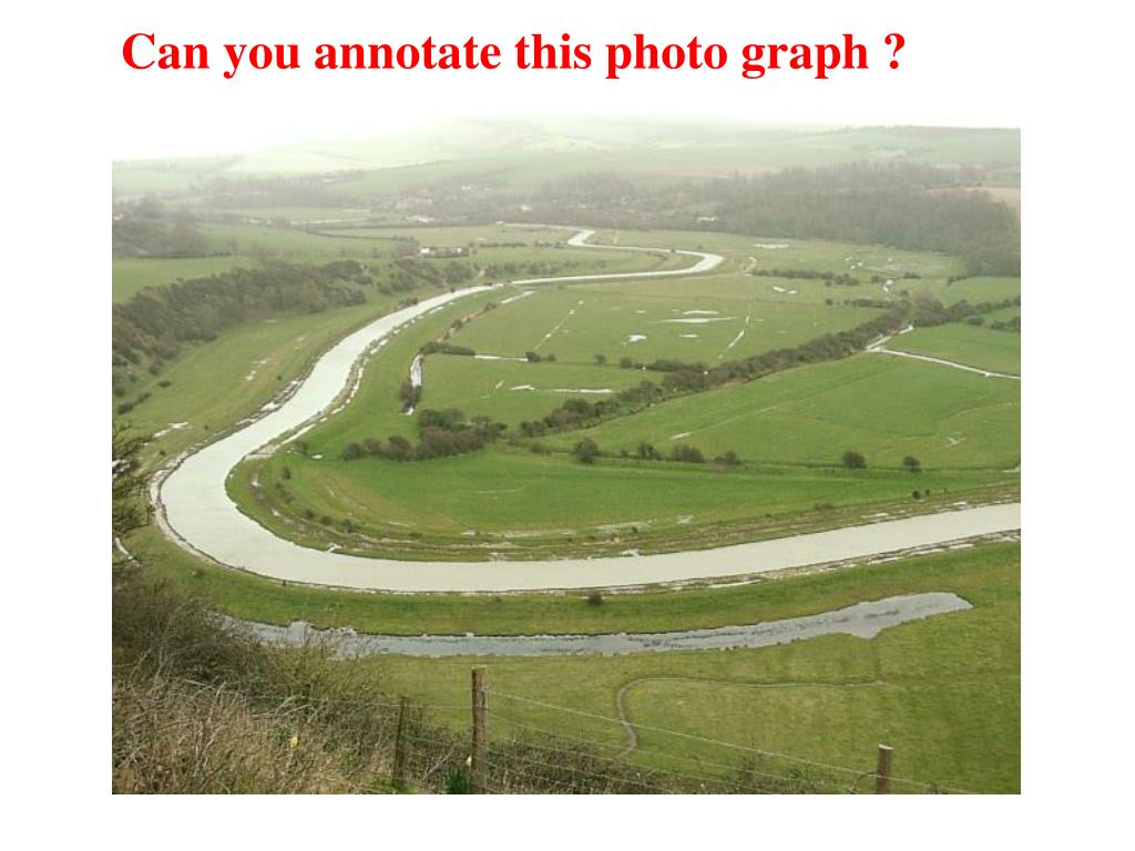 Can you annotate this photo graph ?