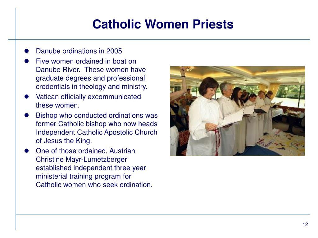 Catholic Women Priests