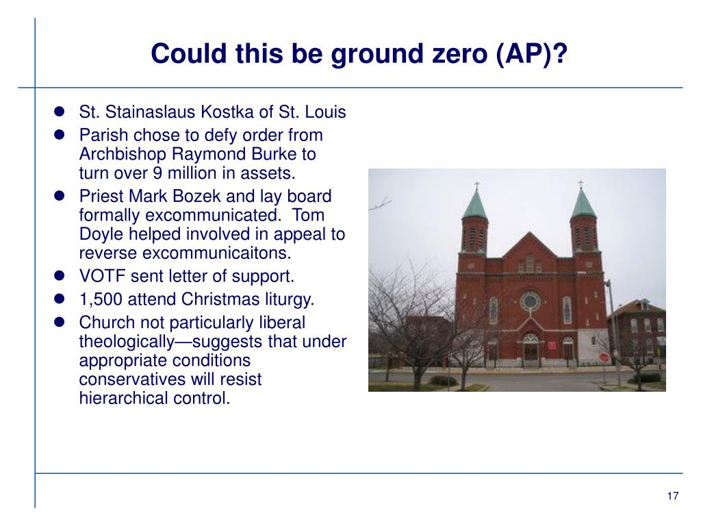 Could this be ground zero (AP)?