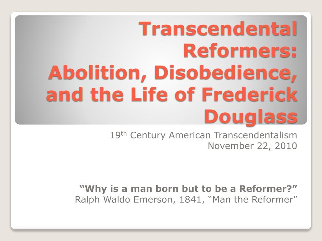 an introduction to the life of frederick douglass an abolitionist of slavery Frederick douglass, 1818-1895 narrative of the life of frederick douglass, an american slave written by himself boston: anti-slavery office, 1845.