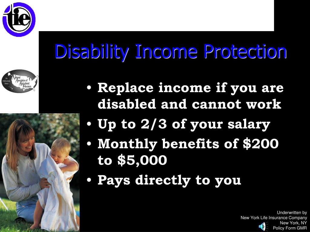 Disability Income Protection