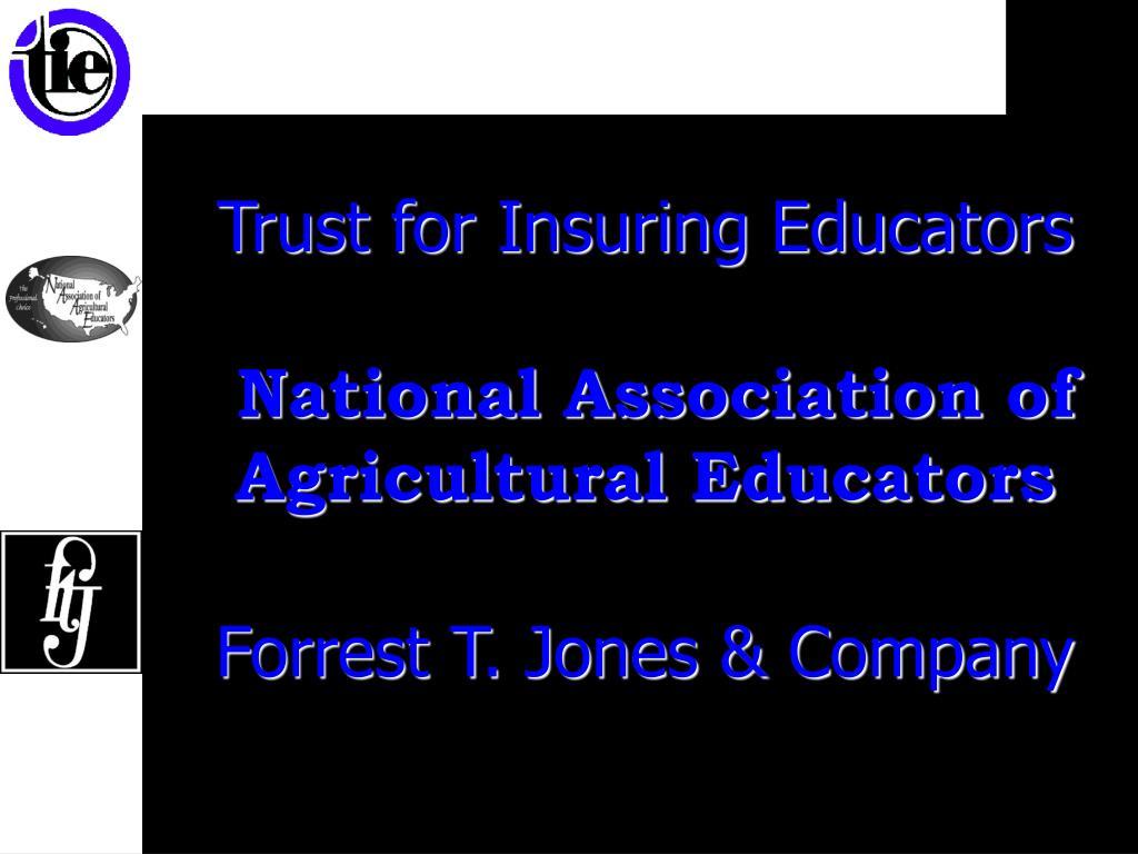 Trust for Insuring Educators