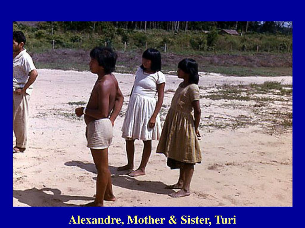 Alexandre, Mother & Sister, Turi