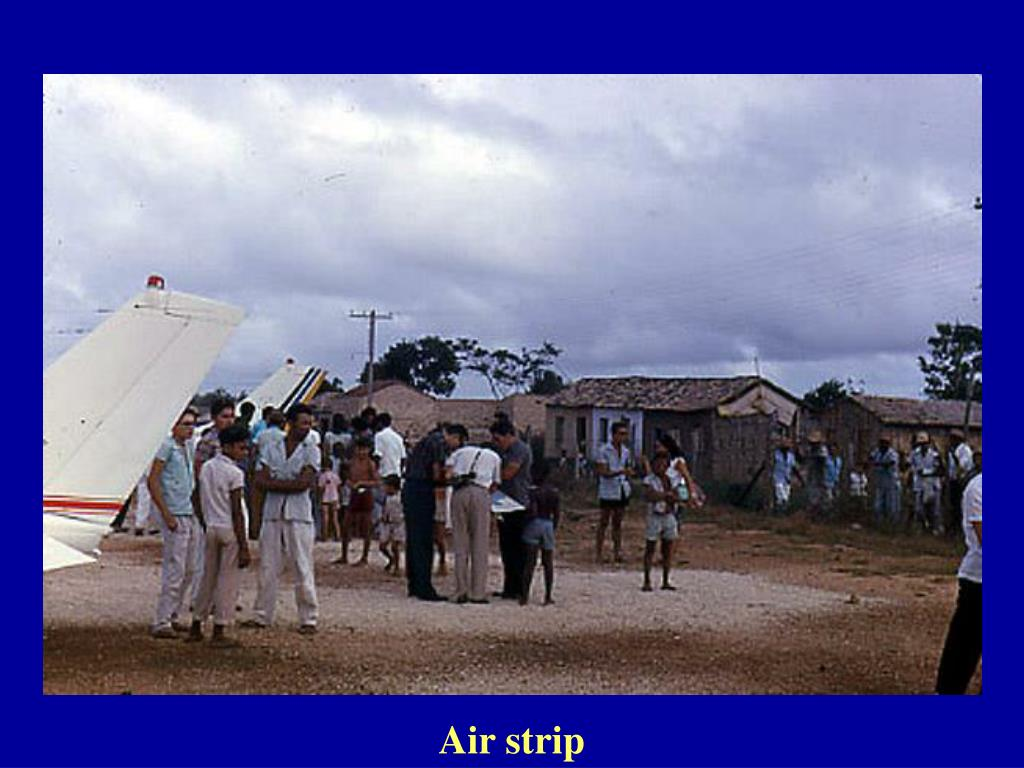 Air strip