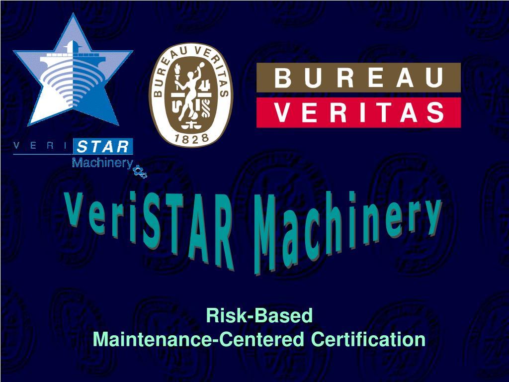 VeriSTAR Machinery
