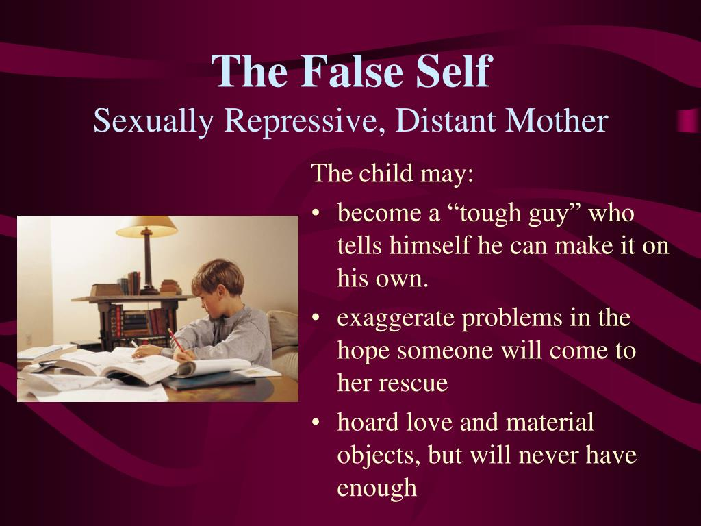 The False Self