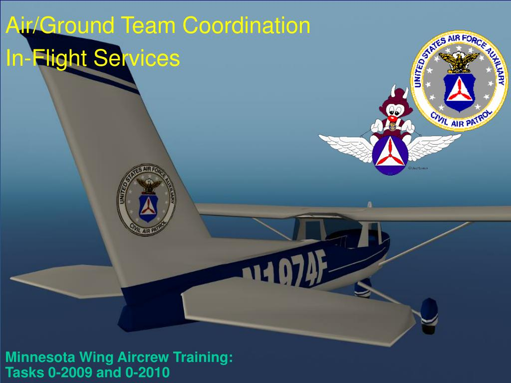 Minnesota Wing Aircrew Training: