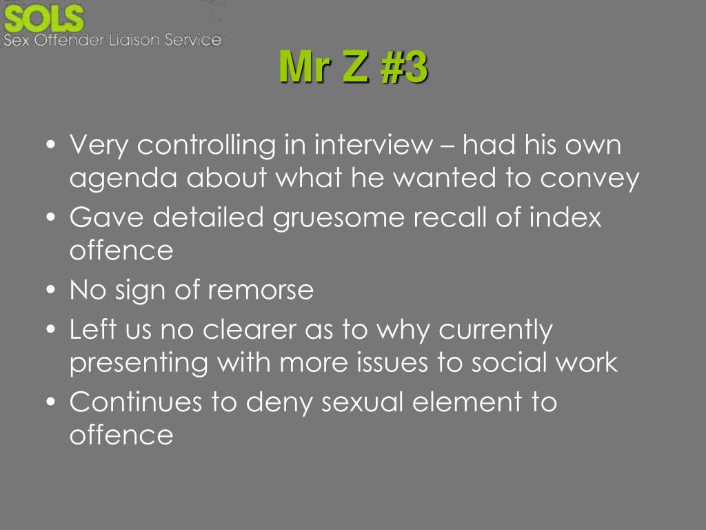Mr Z #3