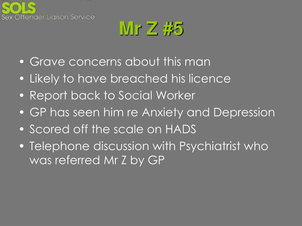 Mr Z #5