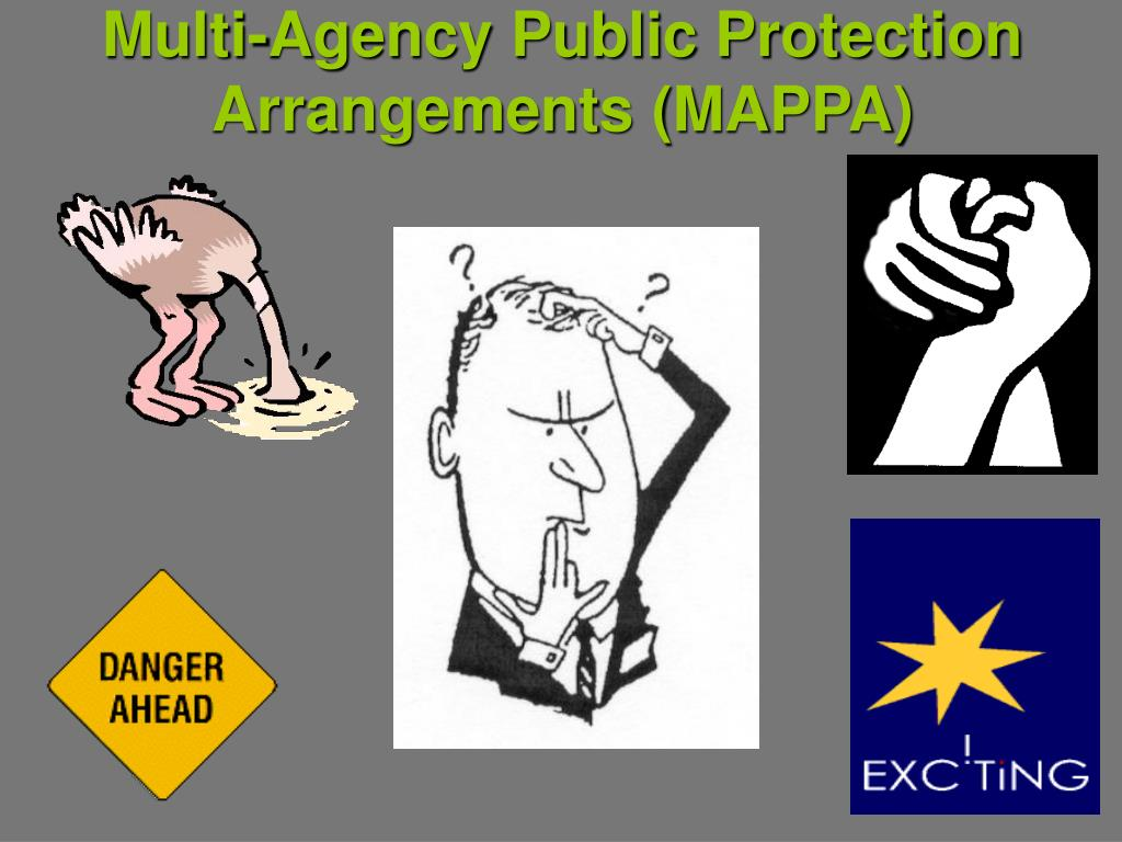 Multi-Agency Public Protection Arrangements (MAPPA)