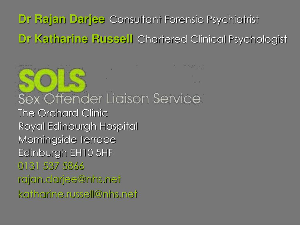 Dr Rajan Darjee