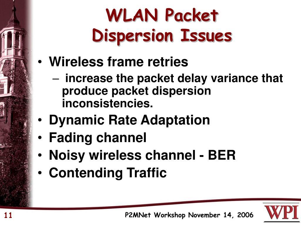 WLAN Packet