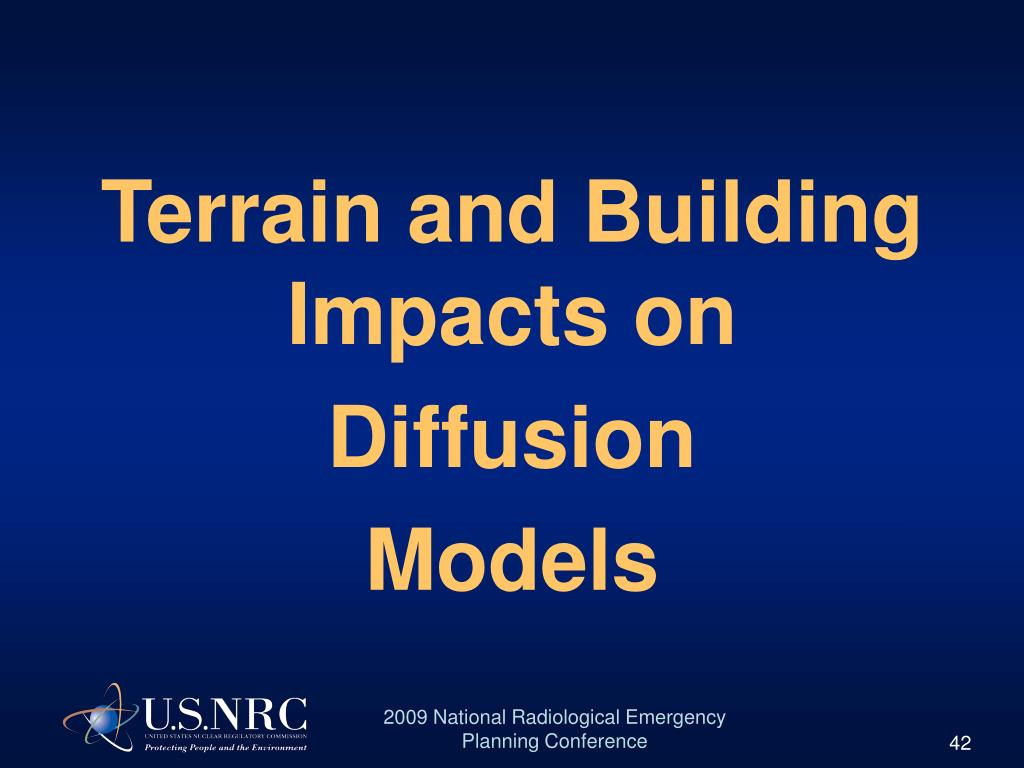 Terrain and Building Impacts on