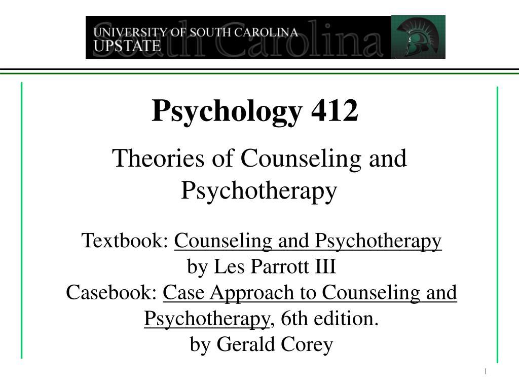 Psychology 412