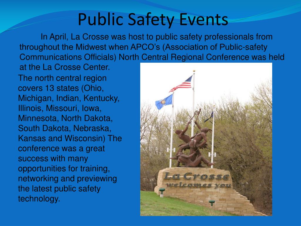 Public Safety Events