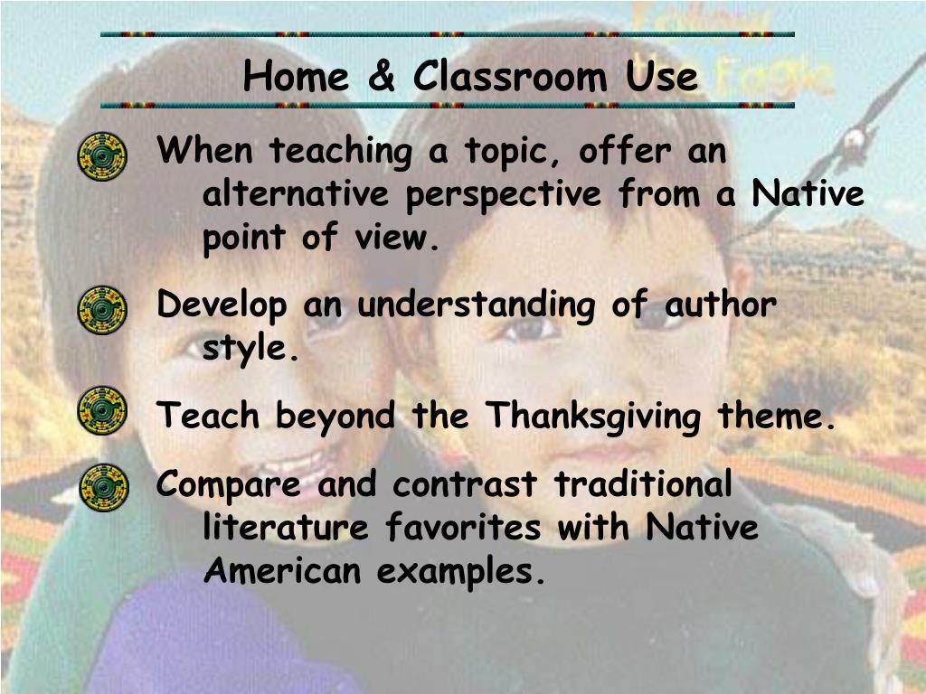 Home & Classroom Use