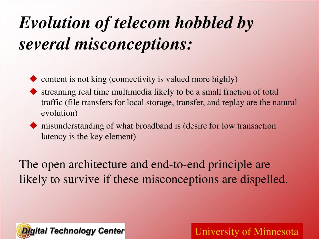 content is not king (connectivity is valued more highly)