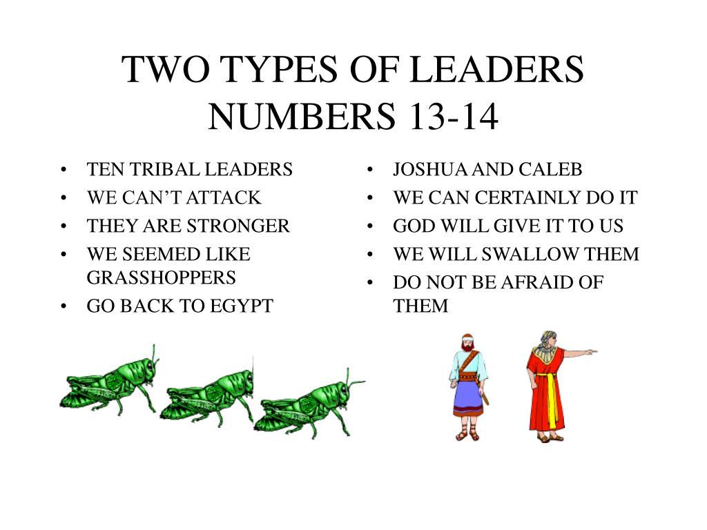 TEN TRIBAL LEADERS
