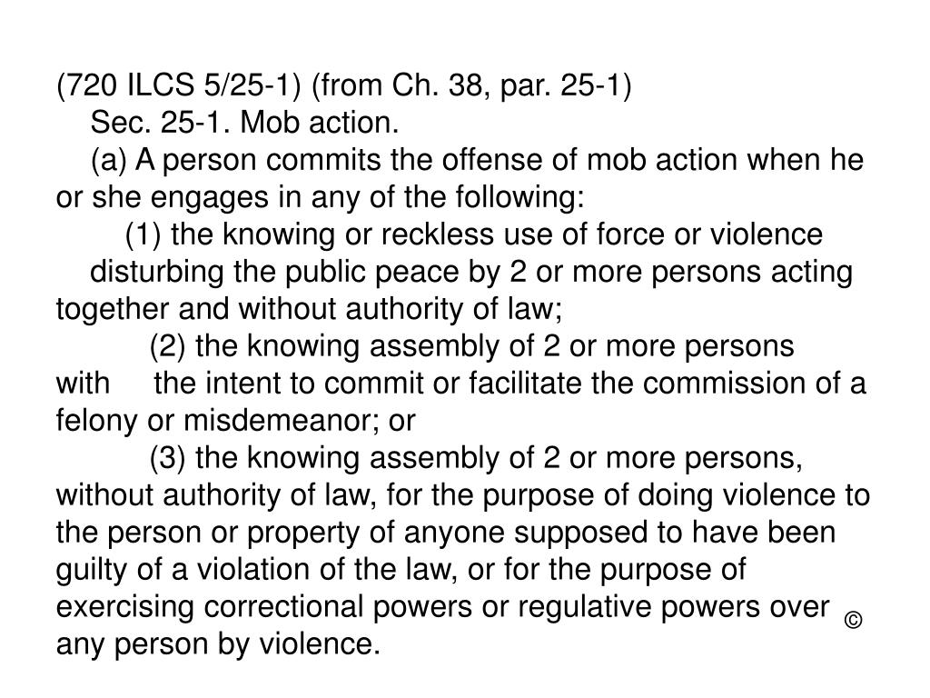 (720 ILCS 5/25‑1) (from Ch. 38, par. 25‑1)