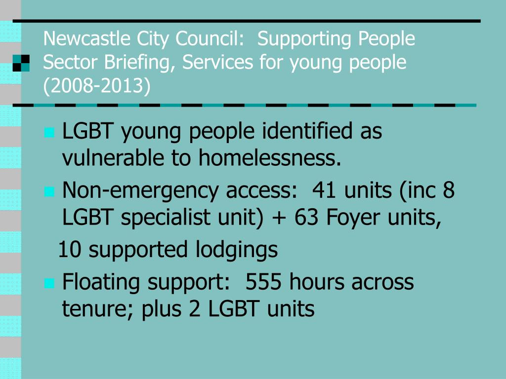 Newcastle City Council: