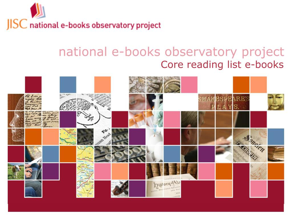 national e-books observatory project