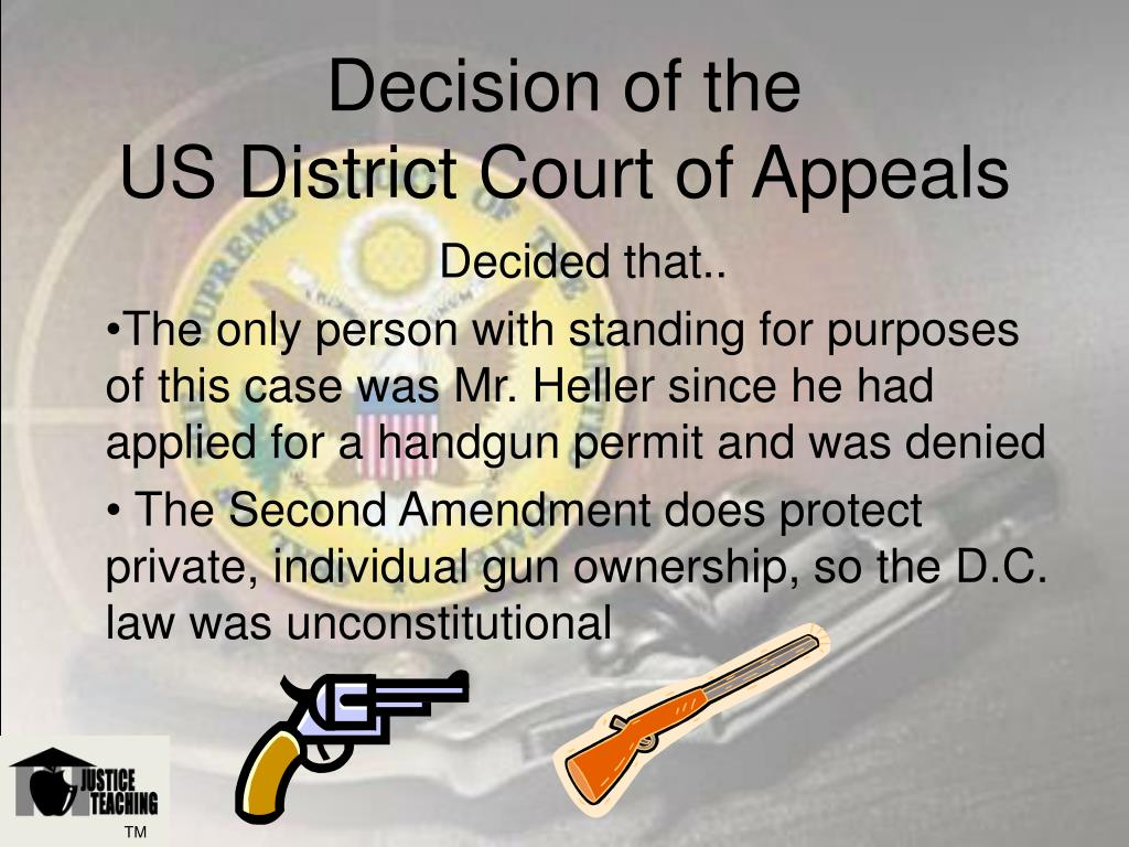 Decision of the