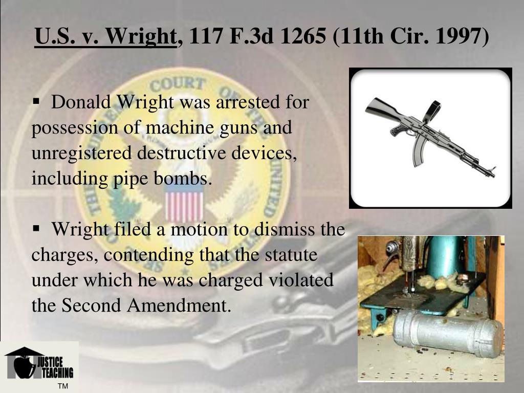 U.S. v. Wright