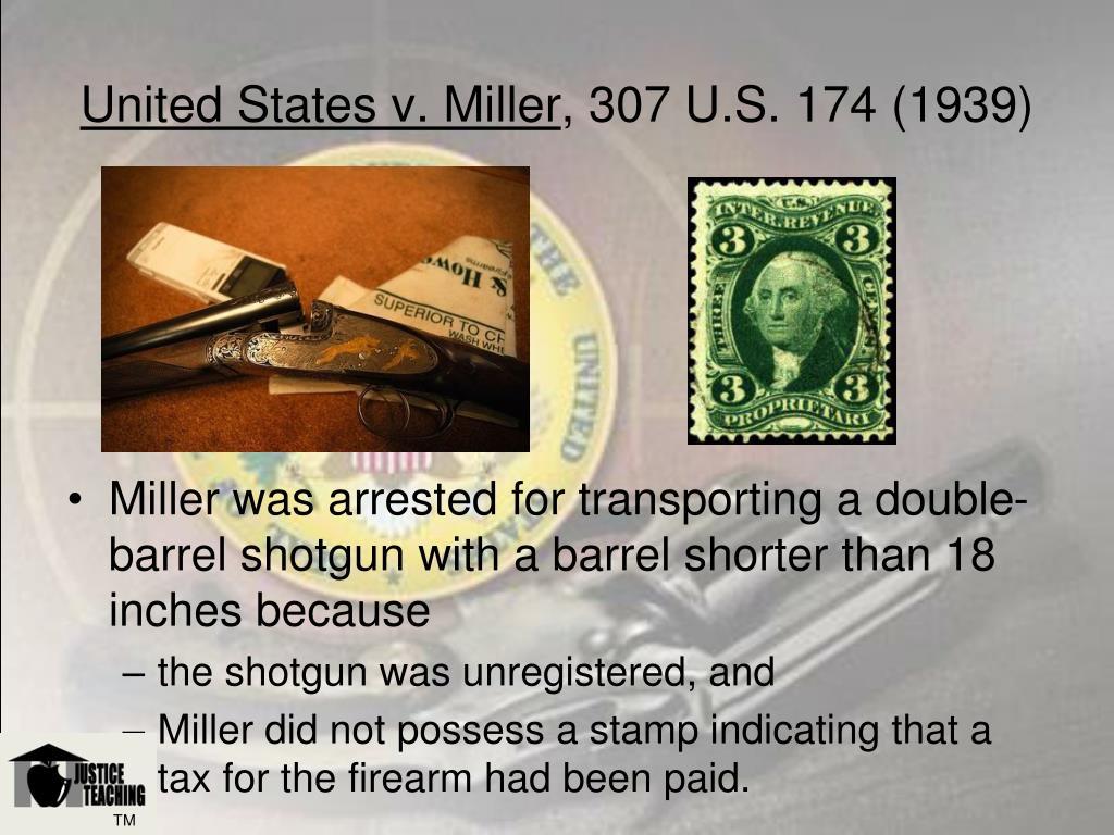 United States v. Miller