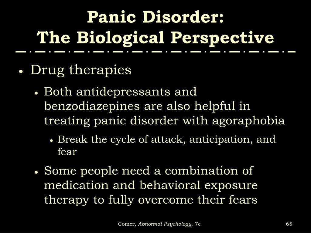 Panic Disorder: