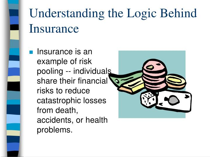 Understanding the logic behind insurance