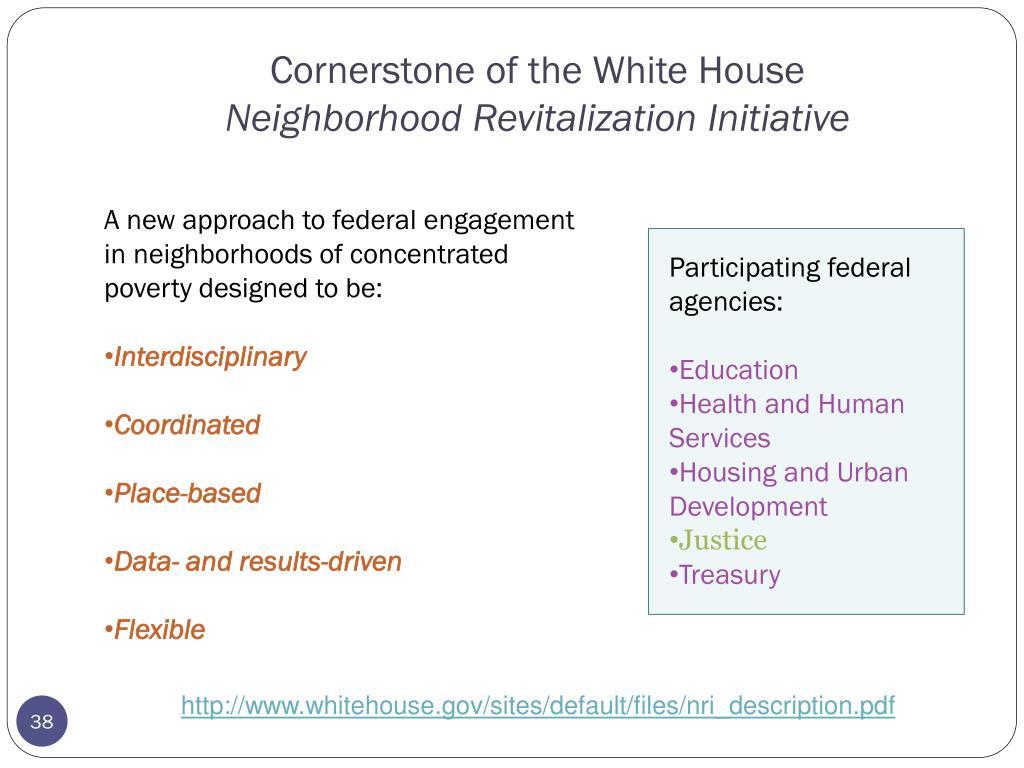 Cornerstone of the White House