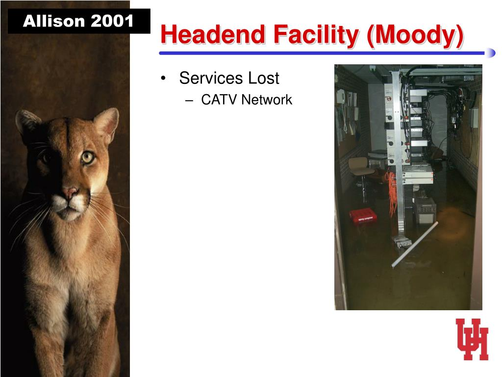 Headend Facility (Moody)