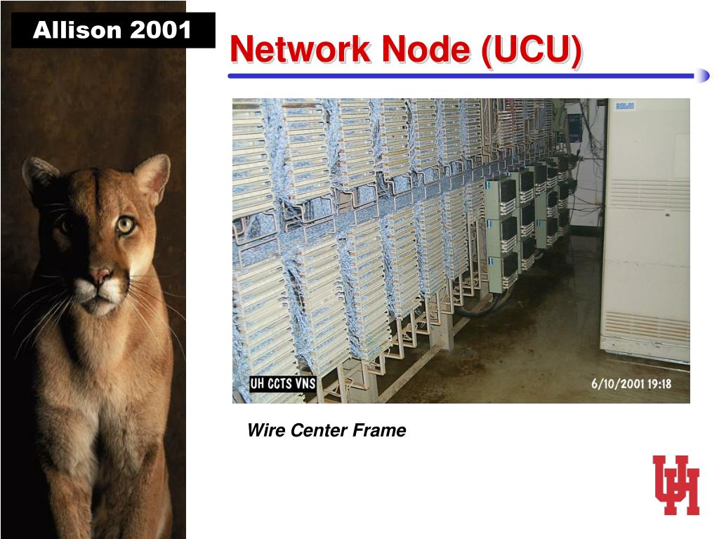 Network Node (UCU)