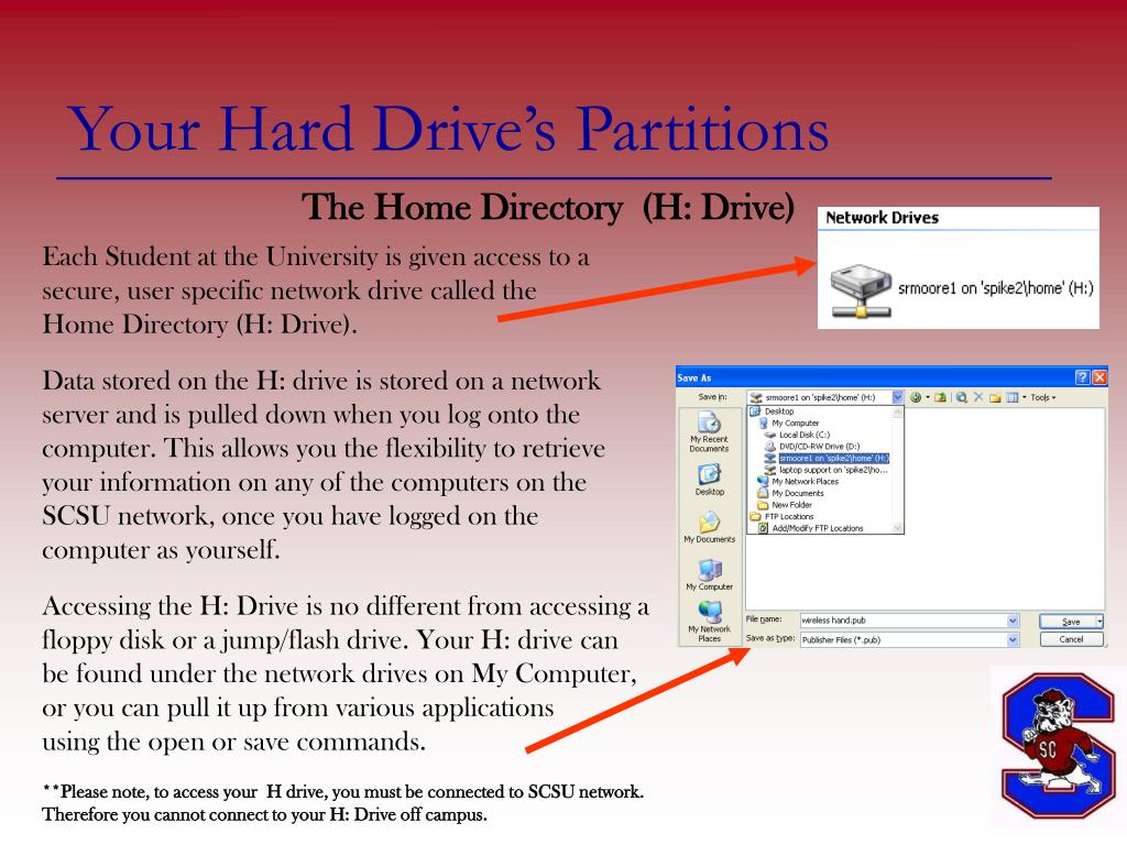 Your Hard Drive's Partitions
