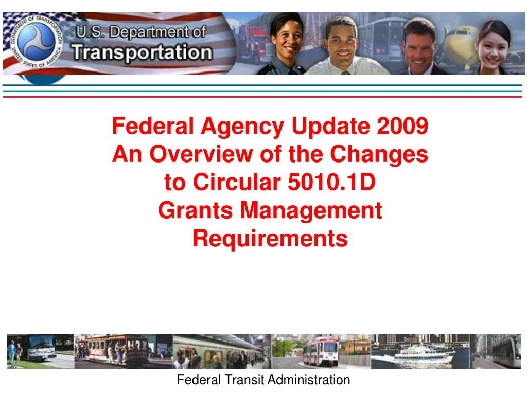 Federal Agency Update 2009