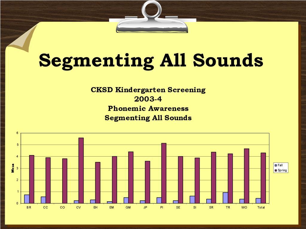 Segmenting All Sounds